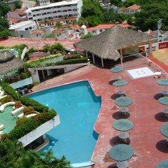 Panoramic Hotel Acapulco бассейн