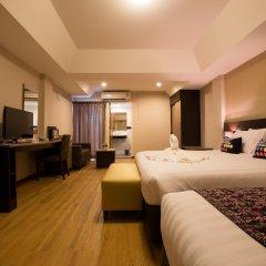 Отель Golden Jade Suvarnabhumi комната для гостей фото 10
