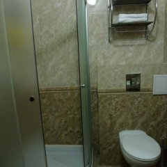 Гостиница Патковский ванная