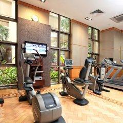 Отель Orchard Parksuites Сингапур, Сингапур - отзывы, цены и фото номеров - забронировать отель Orchard Parksuites онлайн фитнесс-зал фото 2