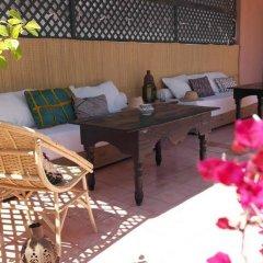 Отель Riad Helen Марокко, Марракеш - отзывы, цены и фото номеров - забронировать отель Riad Helen онлайн интерьер отеля фото 2