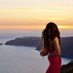 Отель Santorini Princess SPA Hotel Греция, Остров Санторини - отзывы, цены и фото номеров - забронировать отель Santorini Princess SPA Hotel онлайн пляж