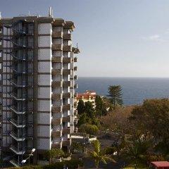 Отель Allegro Madeira-Adults Only Португалия, Фуншал - отзывы, цены и фото номеров - забронировать отель Allegro Madeira-Adults Only онлайн пляж фото 2
