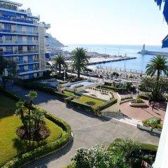 Отель Happyfew - Appartement le Bleu Rivage пляж