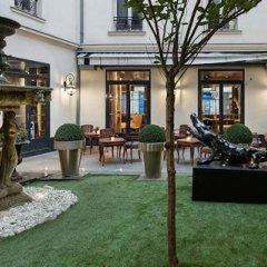 Отель Maison Albar Hotels - Le Diamond Париж интерьер отеля фото 2
