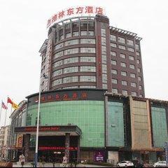 Отель Greentree Eastern Jiangxi Xinyu Yushui Government городской автобус