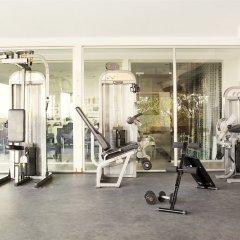 Отель Sentido Flora Garden - All Inclusive - Только для взрослых Сиде фитнесс-зал фото 2