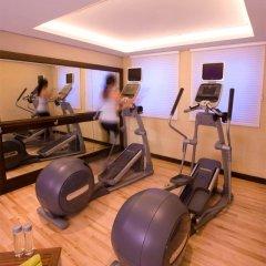 Traders Hotel Qaryat Al Beri Abu Dhabi, by Shangri-la фитнесс-зал фото 3