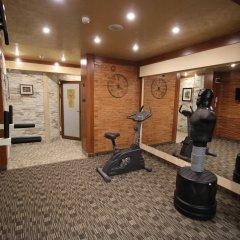 Гостиница Уют фитнесс-зал