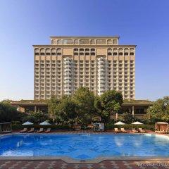 The Taj Mahal Hotel бассейн