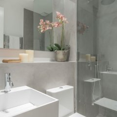 Отель Home Club Marqués del Duero I ванная фото 2