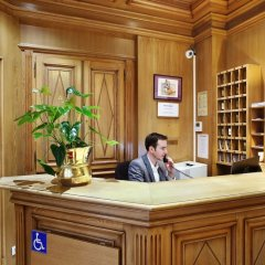 Hotel Murat Париж интерьер отеля фото 3