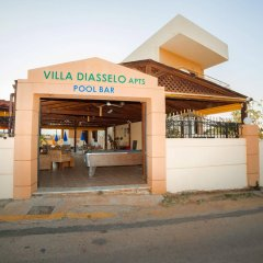 Отель Villa Diasselo питание