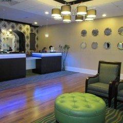 Отель Best Western Plus San Pedro Hotel & Suites США, Лос-Анджелес - отзывы, цены и фото номеров - забронировать отель Best Western Plus San Pedro Hotel & Suites онлайн интерьер отеля фото 2