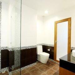Отель The Park Surin ванная