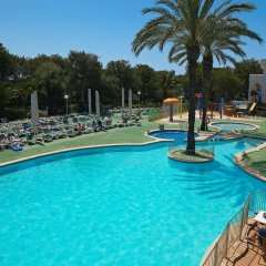 Отель Apartamentos Cala d'Or Playa бассейн фото 2