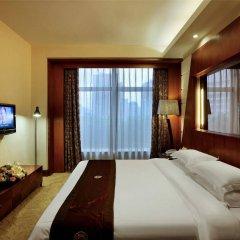 Отель Shenzhen Hongfeng Hotel (Luohu Branch) Китай, Гонконг - отзывы, цены и фото номеров - забронировать отель Shenzhen Hongfeng Hotel (Luohu Branch) онлайн комната для гостей фото 4
