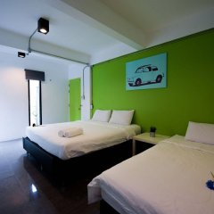 Отель Varinda Hostel Таиланд, Бангкок - отзывы, цены и фото номеров - забронировать отель Varinda Hostel онлайн комната для гостей фото 2