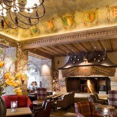 Отель Gstaad Palace Швейцария, Гштад - отзывы, цены и фото номеров - забронировать отель Gstaad Palace онлайн питание фото 2