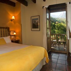 Hotel Rural Posada San Pelayo комната для гостей фото 2