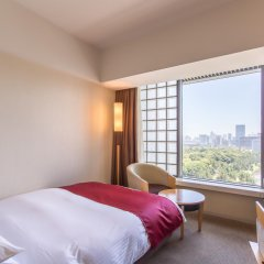 Отель Grand Arc Hanzomon Япония, Токио - отзывы, цены и фото номеров - забронировать отель Grand Arc Hanzomon онлайн комната для гостей фото 2
