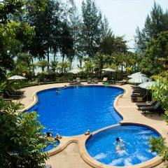 Отель Bacchus Home Resort бассейн фото 2