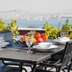 Апартаменты 3 Bedrooms Apartment w Sea View and Terrace Стамбул питание