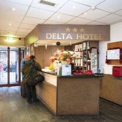 Delta Hotel Amsterdam Амстердам развлечения