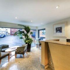 Отель Holyrood Aparthotel Эдинбург интерьер отеля