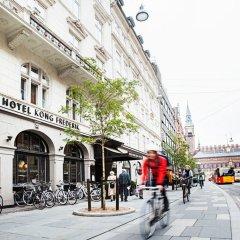 Отель First Hotel Kong Frederik Дания, Копенгаген - отзывы, цены и фото номеров - забронировать отель First Hotel Kong Frederik онлайн городской автобус