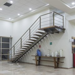Отель Holiday Inn Express Guadalajara Autonoma интерьер отеля фото 2
