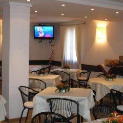 Отель Albergo Romagna Бертиноро гостиничный бар