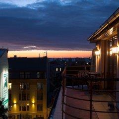 Отель Art Hotel Laine Латвия, Рига - - забронировать отель Art Hotel Laine, цены и фото номеров балкон