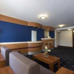 Отель Naramowice Польша, Познань - отзывы, цены и фото номеров - забронировать отель Naramowice онлайн комната для гостей фото 5