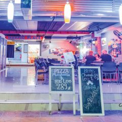 Khaosan Art Hotel Бангкок гостиничный бар
