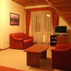 Гостиница NATIONAL Dombay комната для гостей фото 5