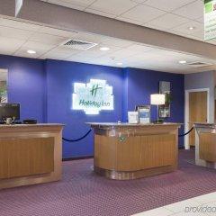 Отель Holiday Inn LIVERPOOL CITY CENTRE Великобритания, Ливерпуль - отзывы, цены и фото номеров - забронировать отель Holiday Inn LIVERPOOL CITY CENTRE онлайн интерьер отеля фото 2