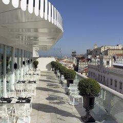 Отель Altis Avenida Hotel Португалия, Лиссабон - отзывы, цены и фото номеров - забронировать отель Altis Avenida Hotel онлайн балкон