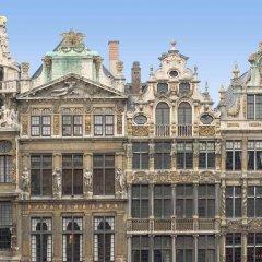 Отель Ibis Centre Gare Midi Брюссель балкон