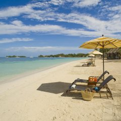 Отель Sandals Negril Beach Resort & Spa Luxury Inclusive Couples Only пляж