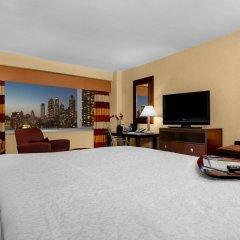 Отель Hampton Inn Manhattan-Times Square North комната для гостей