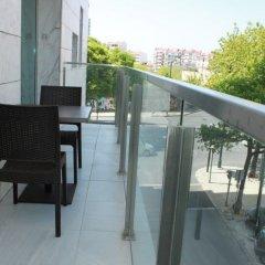 Отель Occidental Lisboa балкон