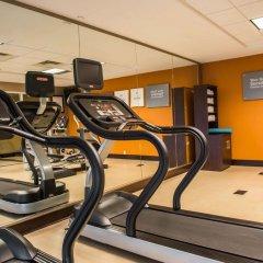Отель Comfort Suites Lake City Лейк-Сити фитнесс-зал фото 4