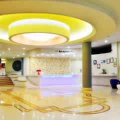 Отель smartline Cosmopolitan Hotel Греция, Родос - отзывы, цены и фото номеров - забронировать отель smartline Cosmopolitan Hotel онлайн интерьер отеля фото 2
