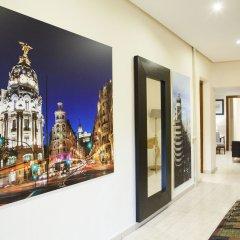 Отель Hostal Arriaza Мадрид комната для гостей фото 4