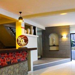 Sharaya Kata Hotel интерьер отеля