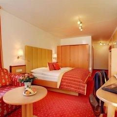 Отель Strandhotel Alte Donau Австрия, Вена - отзывы, цены и фото номеров - забронировать отель Strandhotel Alte Donau онлайн комната для гостей фото 2