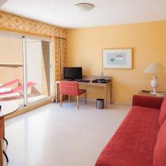 NH Jardines Del Turia Hotel удобства в номере фото 2