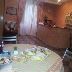 Отель Albergo Tarsia Кастровиллари питание фото 2