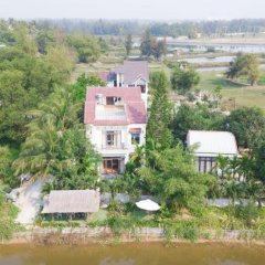 Отель Tra Que Riverside Homestay Вьетнам, Хойан - отзывы, цены и фото номеров - забронировать отель Tra Que Riverside Homestay онлайн